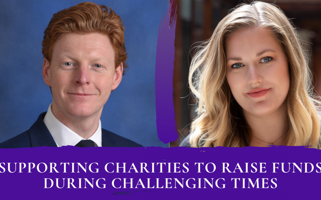 Supporting Charities to Raise Funds in an Uncertain World Webinar